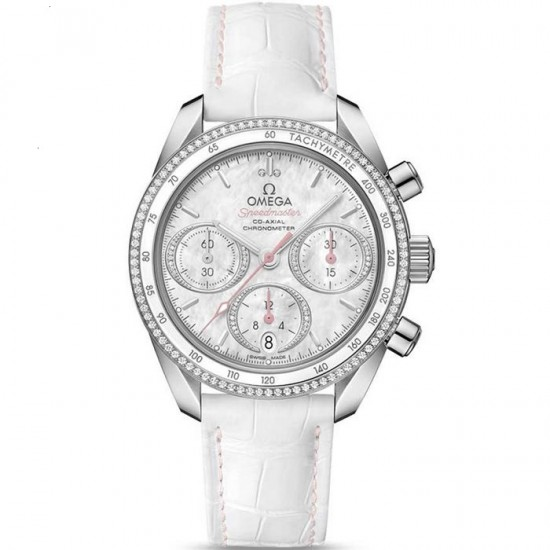 Replica Omega Speedmaster Co-Axial Chronograph 38mm Ladies 324.38.38.50.55.001 Watch
